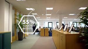 cool office lighting. Office Space Lighting. Cool Ideas Led Lighting Astonishing Design Philips LED Solution For EON I