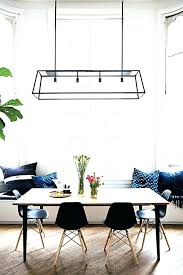 pendant light for dining room pendant light over dining table height