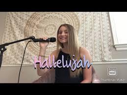 Hallelujah Cover By: Ava Reid/First YouTube Video - Ava Reid - YouTube