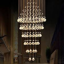 fresh modern chandelier for high ceiling fun and bold idea 23 best image on b y