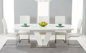 high gloss dining table sets great furniture trading company photo with layouts white round extending dining