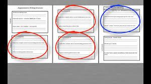 Argumentative Ay Examples 8th Grade 6th Sixth Writing