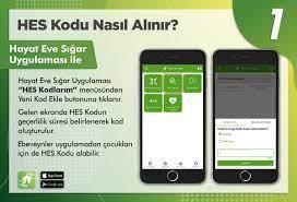HES kodu nasıl alınır? SMS, e-Devlet, Hayat Eve Sığar uygulaması...