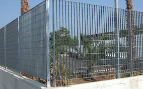Recinzioni Da Giardino In Metallo : Recinzioni zincate roma sider pomezia srl latina