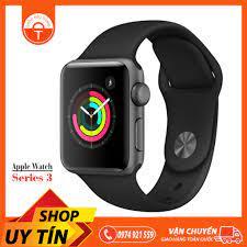 Đồng Hồ Thông Minh Apple Watch Series 3 GPS Size 42mm Vỏ Nhôm Mới 100%