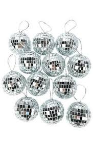Mini Disco Ball Decorations another great idea from paper valisemini garland with disco ball 70