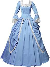 Great savings & free delivery / collection on many items. Amazon Com I Youth Womens Lace Marie Antoinette Masked Ball Victorian Costume Dress Clothing