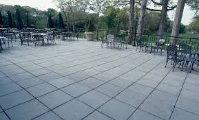 square concrete paver patio. Fine Paver 24 Patio Pavers On Square Concrete Paver Patio Q