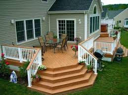 home design awesome deck cost calculator estimate prices for composite azek wood from how much does a deck cost32