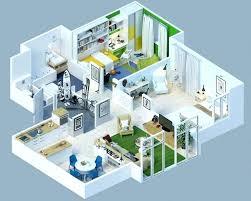 3 Bedroom Home Design Plans Awesome Inspiration Design