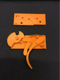 how crossbow works just printed this crossbow trigger mechanism it works 3dprinting