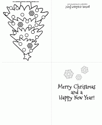 The link for the download is at the bottom of the page. Christmas Tree Greeting Card Christmas Coloring Cards Christmas Cards Free Free Printable Christmas Cards