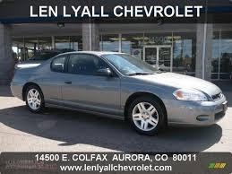 2007 Chevrolet Monte Carlo LT in Dark Silver Metallic - 246527 ...