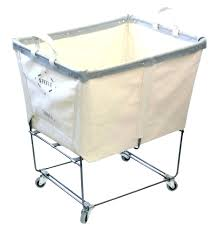 Canvas Laundry Basket On Wheels Various Materials For Laundry Hamper On  Wheels Home Design By Fuller ...