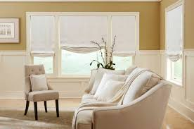 Window Treatment For Small Living Room Window Treatments Custom Roman Shades Small Living Room With