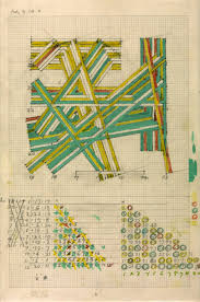 Chance And Order Group Vii Drawing 6 Kenneth Martin 1971 Tate
