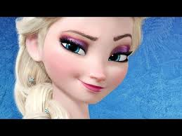 i love inspired looks disney s frozen elsa inspired makeup tutorial
