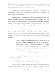 essay on students and politics co terrorism essay