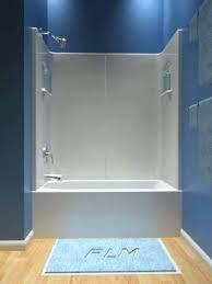 three piece bathtub x x 3 piece one piece bathtub shower enclosures 3 piece bathtub installation