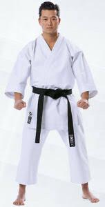 Details About Tokaido Wkf Karate Kata Master Silver Gi 12oz Uniform