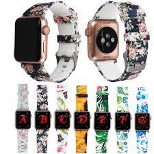 Dây hoa đeo tay cho đồng hồ thông minh Apple Watch Series 4 3 2 1 38mm  42mm, Giá tháng 2/2021