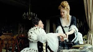 The Favourite Costume Design Dressing Up The Favourite Provokr