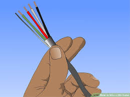 how to wire a 220 outlet 14 steps pictures wikihow image titled wire a 220 outlet step 4
