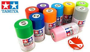 Tamiya Spray Paint For Plastics