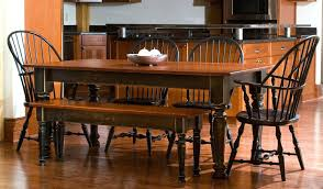 black kitchen table with bench large size of tables chairs traditional dining set kitchen table set