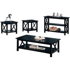 livingroom delightful espresso coffee table and end tables beautiful zenith piece set glass marble 3pc