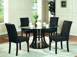 modern round glass dining table dining room modern dining room throughout glass dining room