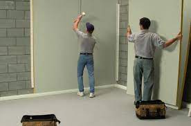 three basement finishing systems