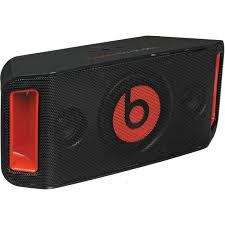 speakers beats. beats by dr. dre beatbox speaker system (black) speakers