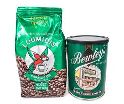 Discoveries at the Jungle Coffee Month: Bewley's and Loumidis ...