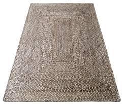 gray jute rug target grey round