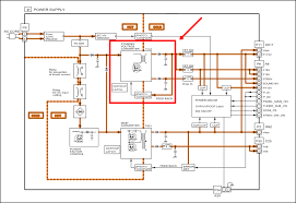 high power tv antenna circuit diagram wirdig panasonic th p42x30k plasma tv power board fix diy electronics