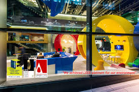 google office environment. Google Campus ,Dublin / Office Architecture - Technology Design Camenzind Evolution Environment