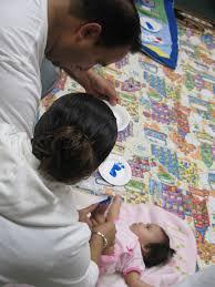 Infant Massage and Footprints - MOMS Orange County