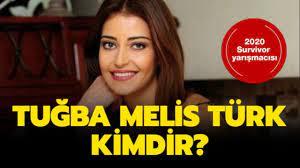 Survivor 2020 Tuğba kaç yaşında ve nereli? Yeni yarışmacı Tuğba Melis Türk  kimdir?