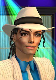 Mod The Sims Michael Jackson Smooth Criminal Style Hair With