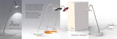 Desk Lamp Design Brief Pandora Lamp