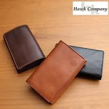 hawk company hawk company wallet men s brand women s genuine leather two fold leather wallet flap