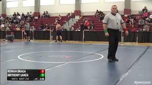 140A m, Rowan Braga vs Anthony Lanza, Farrell