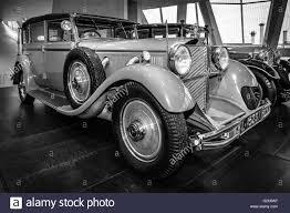 The car of the former German Emperor Wilhelm II, Mercedes-Benz 770 ...