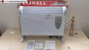LUXELL LX-2910 Fanlı Konvektör Isıtıcı 2000W - YouTube