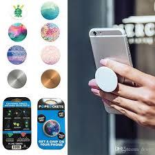 universal popsockets expanding stand grip for iphone 7 plus smartphones tablets flexible holder pop socket holder