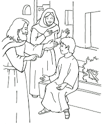 Small Picture Boy Jesus Coloring Sheet Boy Downlload Coloring Pages