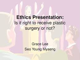 cosmetic surgery argumentative essay cosmetic surgery argumentative essay slideshare