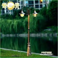 outdoor lamp post lights light post design solar powered lamp posts lighting solar light post garden