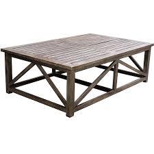 teak outdoor coffee table urban beach lifestyle furniture nz